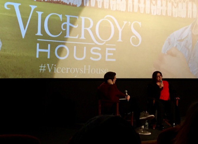 Picturehouse Q&A with Viceroy's House director Gurinder Chadha