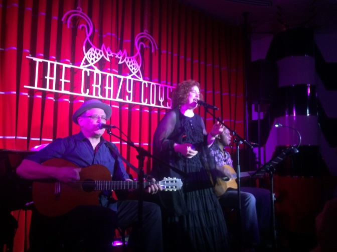 In Second Heaven with Sarah Jane Morris (Live Music Review)