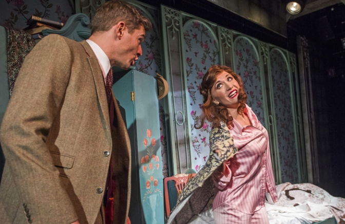 'LOVE AT THE CHOCOLATE FACTORY' – SHE LOVES ME (THEATRE REVIEW)