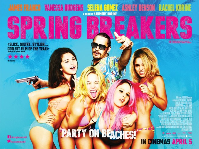 Subversive casting: Introducing Harmony Korine's Spring Breakers