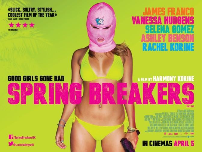 MTV, GTA and Britney: Nightmares of Popular Culture in Spring Breakers (2012)