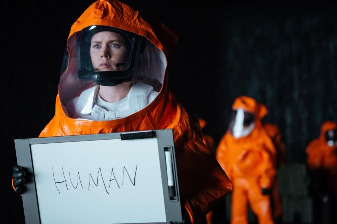 Arrival (Film Review)