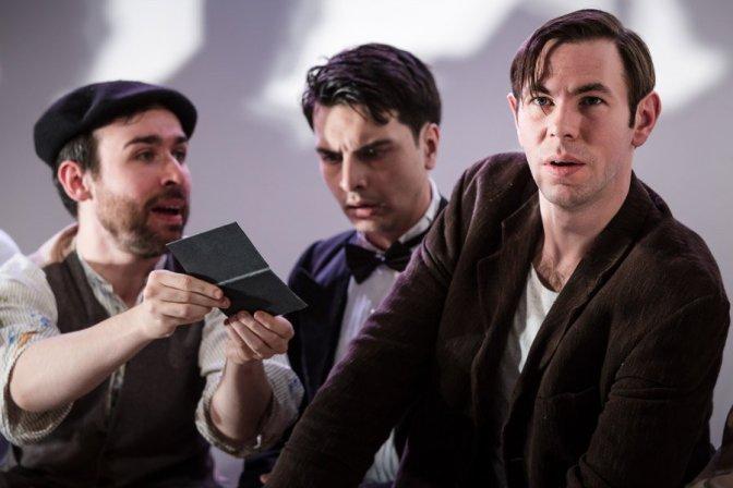 An Arthur Miller Gem – Incident at Vichy (Theatre Review)