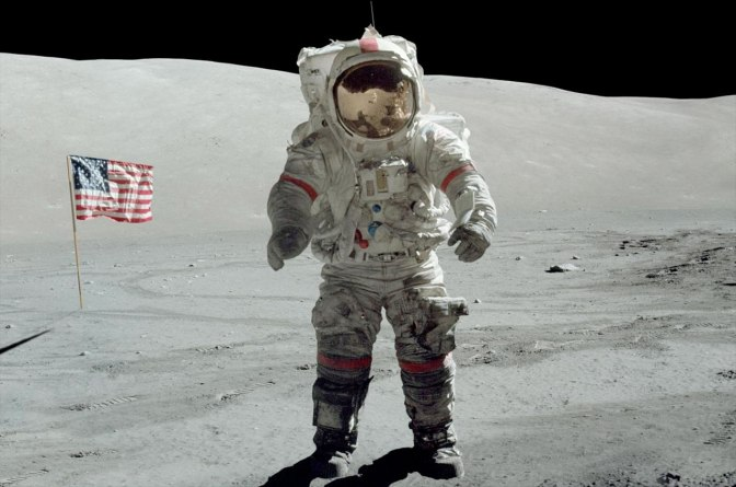 Director Mark Craig talks about the last man on the moon