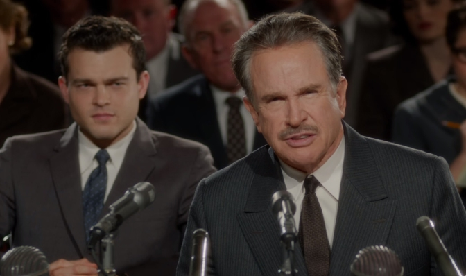 Rules Don't Apply Q&A with Warren Beatty