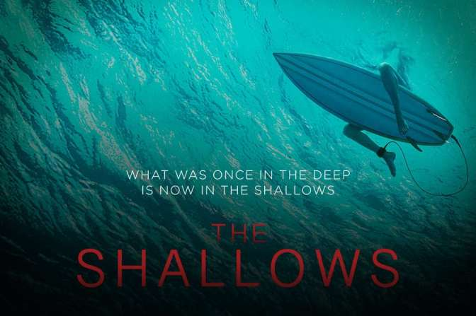 James recommends: The Shallows (Film Review)