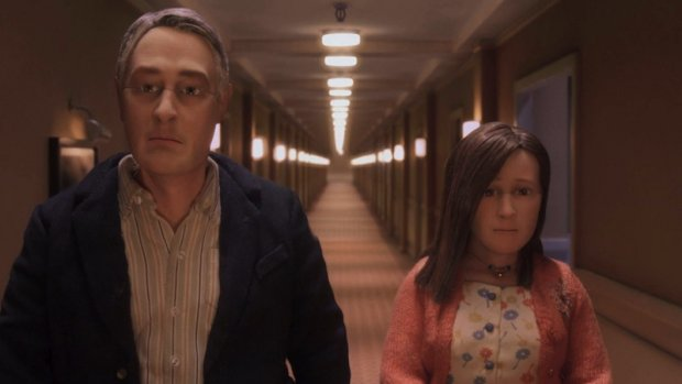 Kaufman's Puppet Show: Alienation in Anomalisa