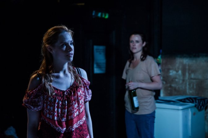 Sibling Rivalry as the Aussie Bacon Sizzles – Food (Theatre Review)