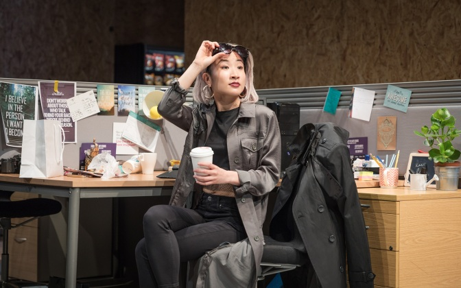 Glorious Gloria – A Killer of a Play (Theatre Review)