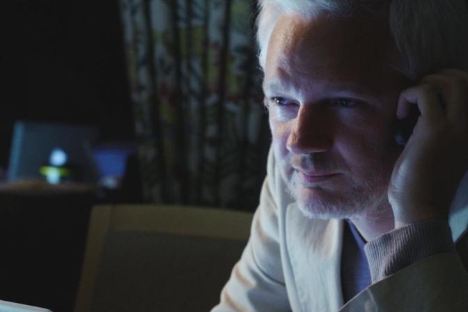 Risk Producer Brenda Coughlin talks Assange, Censorship and Criticism