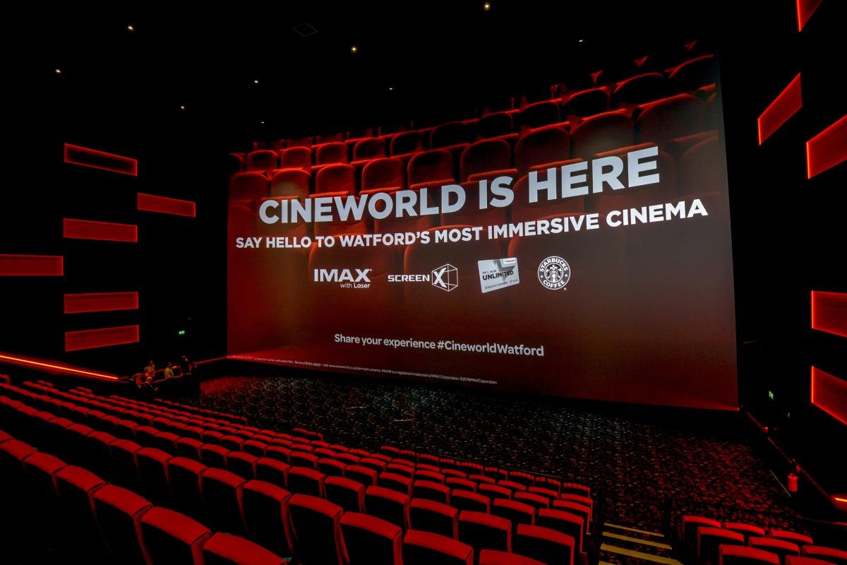 Cineplex Cineworld
